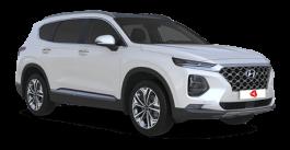 Hyundai Santa Fe New - изображение №1
