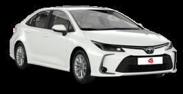 Toyota Corolla - изображение №1