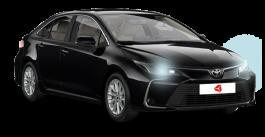 Toyota Corolla - изображение №2