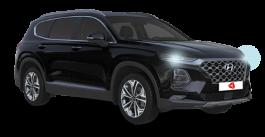 Hyundai Santa Fe New - изображение №2